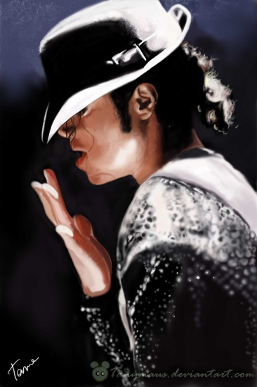 Michael Jackson por Taniou